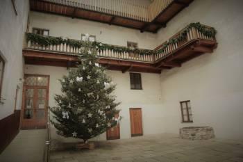 Vánoční jarmark ve Vodní tvrzi se v roce 2020 neuskuteční