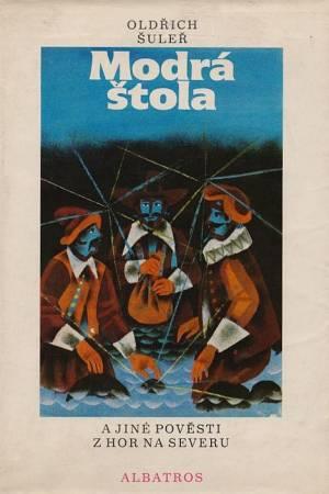 Čtení jesenických pověstí O. Šuleře v režii Knihovny V. Priessnitze
