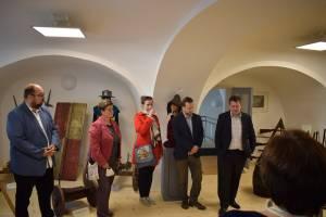 Javorník slavnostně otevřel Turistické centrum SOUD