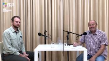 Podcast s Filipem Benešem o jesenických lesích