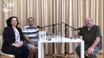 Podcast s Michaelou Neubauerovou a Jiřím Krutilem o čarodějnických procesech na Jesenicku