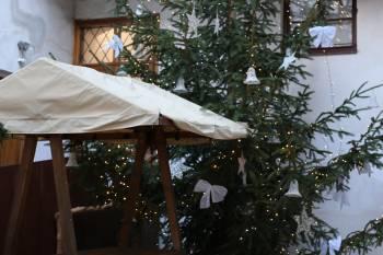 Vánoční jarmark ve Vodní tvrzi a na Zámeckém náměstí 2019