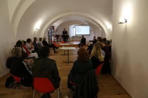 Workshop ke koncepci kultury, kreativity a památkové péče