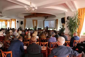 Ohlédnutí za svatováclavským setkáním v Jeseníku na téma Paměť jesenických hor