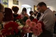 Absolventská výstava ZUŠ Jeseník (vernisáž)