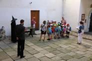 Děti z regionálních mateřských škol poznávaly Jeseník