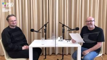 Podcast s Martinem Hanáčkem o pevninském ledovci na Jesenicku