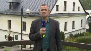 Reportáž České televize o možném prodeji rodného domu Vincenze Priessnitze