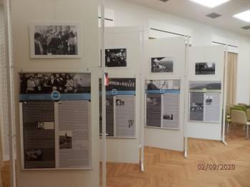 Přednáška Matěje Mately o pádu komunismu v ČSSR a PLR zaujala posluchače v CSA