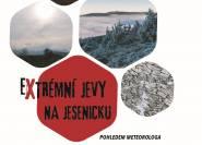 Výstava o meteorologických extrémech na Jesenicku bude k vidění v prostorách Univerzity Palackého v Olomouci