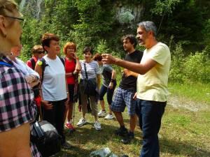 Botanická exkurze do lomu Kukačka u Bílé Vody