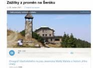 Za historií chaty na Šeráku s Matějem Matelou
