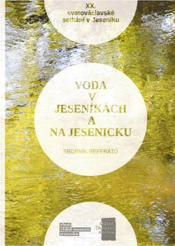 Sborník příspěvků k XX. svatováclavskému setkání v Jeseníku nyní v prodeji