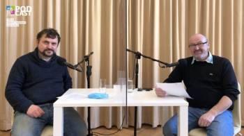 Podcast s Tomášek Hradilem o aktivitách hnutí Brontosaurus Jeseníky