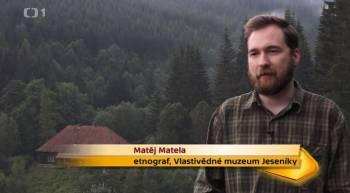 Toulavá kamera zavítala do osady Vidly a na Švýcárnu