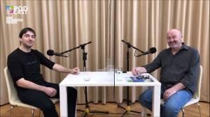 Podcast s V. Taraškou o mokřadech a rašeliništích na Jesenicku