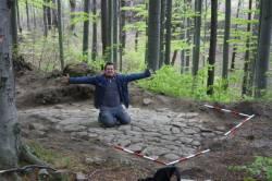 Díl třicátý: Dávná tajemství hradu Kaltenštejn odkryly archeologické výzkumy