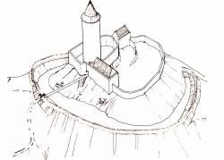 Díl třicátý: Leuchtenstein, tajemný hrad jesenického podhůří