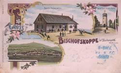 """Díl osmý: """"Turecký"""" krčmář pod Biskupskou kupou. Staré dobré časy v hostinci Rudolfsheim"""