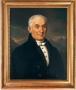 Johann Landenickel, městský syndik, na obraze od J. Herrmana.