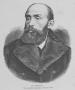 Portrét profesora, etnografa, spisovatele a výtvarníka Jana Havelky (1839–1886) z roku, kdy mu vyšly jeho Cesty po Moravě.